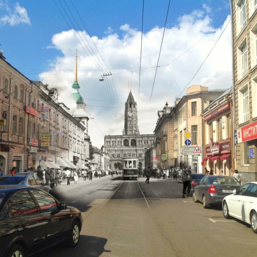 Сухаревская башня