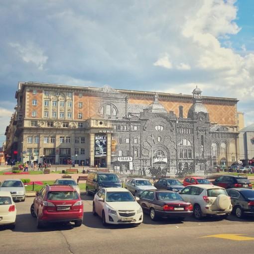Концертный зал Чайковского – Театр Омона